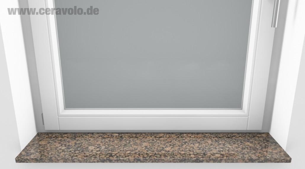 Fensterbänke Baltik Braun